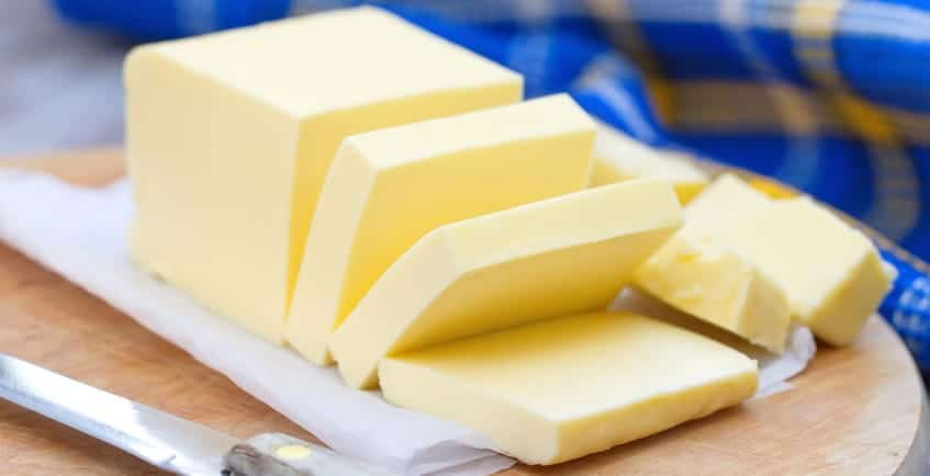 Benefits of a fat free butter substitute